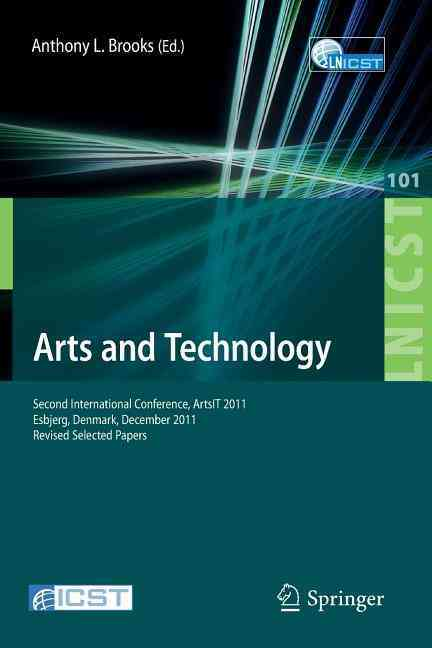 Arts and Technology By Brooks, Anthony L. (EDT)